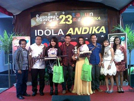 Idola ANDIKA