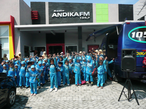 Gedung Andika FM