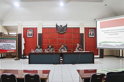 Radio ANDIKA Narasumber