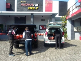 Program Jumat Berkah Radio ANDIKA
