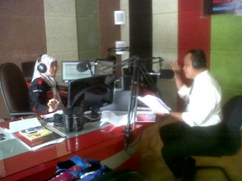 Talkshow Bank Indonesia Kediri