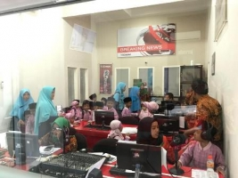 Kunjungan TK ISLAMIC INTERNATIONAL SCHOOL