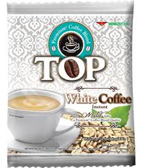 KOPI TOP WHITE COFFE