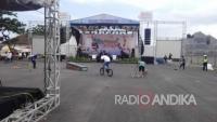 Millenial Road Safety Festival Di GOR Lembu Peteng Tulungagung