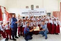 Andika Mengajar Season Satu di Tulungagung, Berjalan Lancar
