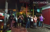 Antisipasi Wabah Virus Corona, Warga Setonopande Kota Kediri Gelar Doa Bersama