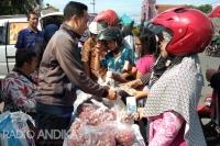 Harga Bawang Merah dan Putih Tinggi, TPID Kota Kediri Operasi Pasar