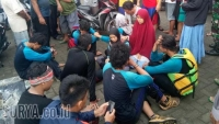 Penyelidikan Mahasiswa Hanyut saat Arung Jeram di Kandangan Diambilalih Polres Kediri