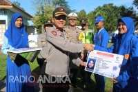 Empat Kontainer Logistik Kotak Suara Pemilu 2019 Tiba di KPU Mojokerto