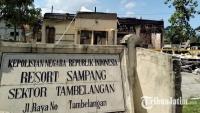 Kantor Polsek Tambelangan Bakal Direnovasi Pasca Dibakar, Anggarannya Disediakan Rp 1,5 Miliar