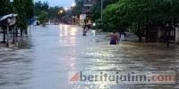 Ada 5297 Jiwa Terdampak Banjir Jombang