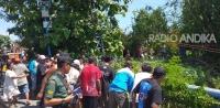 Terpeleset Saat Mandi di Sungai, Pelajar Asal Jombang Hanyut
