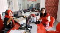 Bisnis Interaktif Radio ANDIKA bersama PT. Adam Khoo Learning Technologies Group
