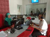 Bisnis Interaktif Radio ANDIKA bersama Arofahmina Travel