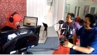 Bisnis Interaktif Radio ANDIKA bersama ASIVA Tour & Travel