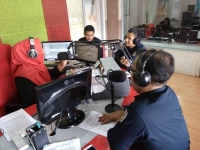 Publik Interaktif Radio ANDIKA bersama Bea Cukai Kediri