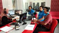 Bisnis Interktif Radio ANDIKA Bersama Brand Biznet