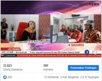 Publik Interaktif Radio ANDIKA bersama Bank BNI Kediri