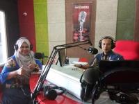 Bisnis Interaktif Radio ANDIKA bersama Tim Rumah Sehat CMD, Blitar