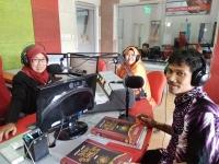 Bisnis Interaktif Radio ANDIKA bersama PT. Kamil Pustaka Surabaya
