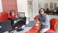 Bisnis Interaktif Radio ANDIKA bersama Djohan Capital