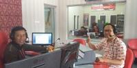 Bisnis Interaktif Radio ANDIKA bersama CV. Gaptek Profit.com Surabaya