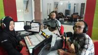 Bisnis Interaktif Radio ANDIKA Bersama Helti.