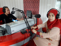 Bisnis Interaktif Radio ANDIIKA bersama Herba Plus Herbal Care