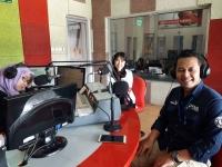 Bisnis Interaktif Radio ANDIKA bersama RS HVA Toeloengrejo, Pare