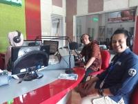 Publik Interaktif Radio ANDIKA bersama RS. HVA TOELOENGREJO, Pare