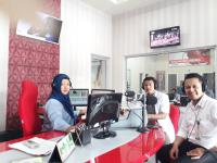Publik Interaktif Radio ANDIKA bersama Rumah Sakit HVA Toeloengredjo, Pare, Kediri