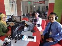 Bisnis Interaktif Radio ANDIKA Bersama Rumah Sakit HVA Toeloengrejo, Pare, Kediri