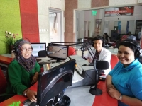 Publik Interaktif Radio ANDIKA bersama RS HVA Toeloengredjo, Pare, Kediri