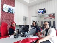 Publik Interaktif Radio ANDIKA bersama RS HVA Toeloengredjo Pare, Kediri