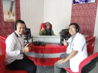 Publik Interaktif Radio ANDIKA bersama RS HVA Toeloengredjo, Pare, Kediri