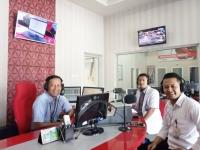 Bisnis Interaktif Radio ANDIKA bersama RS HVA Toeloengredjo Pare, Kediri