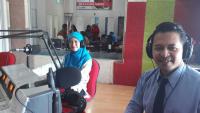 Publik Interaktif Radio ANDIKA bersama RS. HVA Toeloengrejo, Pare, Kediri