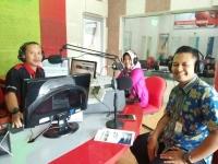 Publik Interaktif Radio ANDIKA bersama RS HVA Toeloengrejo, Pare, Kediri