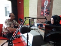 Bisnis Interaktif Radio ANDIKA Bersama Rumah Sehat CMD Blitar