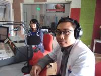 Publik Interaktif Radio ANDIKA bersama RS. HVA Toeloengredjo, Pare, Kediri
