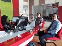 Publik Interaktif Radio ANDIKA bersama Rumah Sakit HVA Toeloengrejo, Pare, Kediri