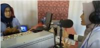 Publik Interaktif Radio ANDIKA bersama RS HVA Toeloengredjo Pare, Kediri.
