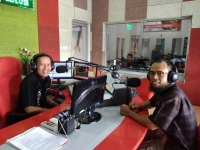 Bisnis Interaktif Radio ANDIKA bersama Helti