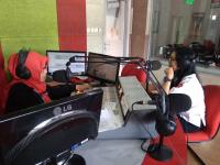 Bisnis Interaktif Radio ANDIKA bersama Telkom Kediri