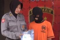 Cabuli Anak Tetangga, Remaja di Jombang Ditangkap Polisi