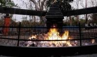 Kayangan Api, adalah Sumber Api Abadi Yang Tidak Pernah Padam Di Bojonegoro