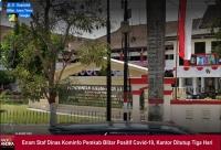 Kunjungan Profesional Dinas Komunikasi dan Informatika - Diskominfo Kabupaten Kediri