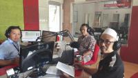 Publik Interaktif Radio ANDIKA Bersama KPU Kota Kediri