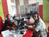 Dialog Interaktif Radio ANDIKA bersama Mbah Bun