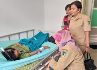 Dinas Sosial Kabupaten Kediri, Gandeng Dispendukcapil Kabupaten Kediri, Telusuri Keluarga Mbah PARDI